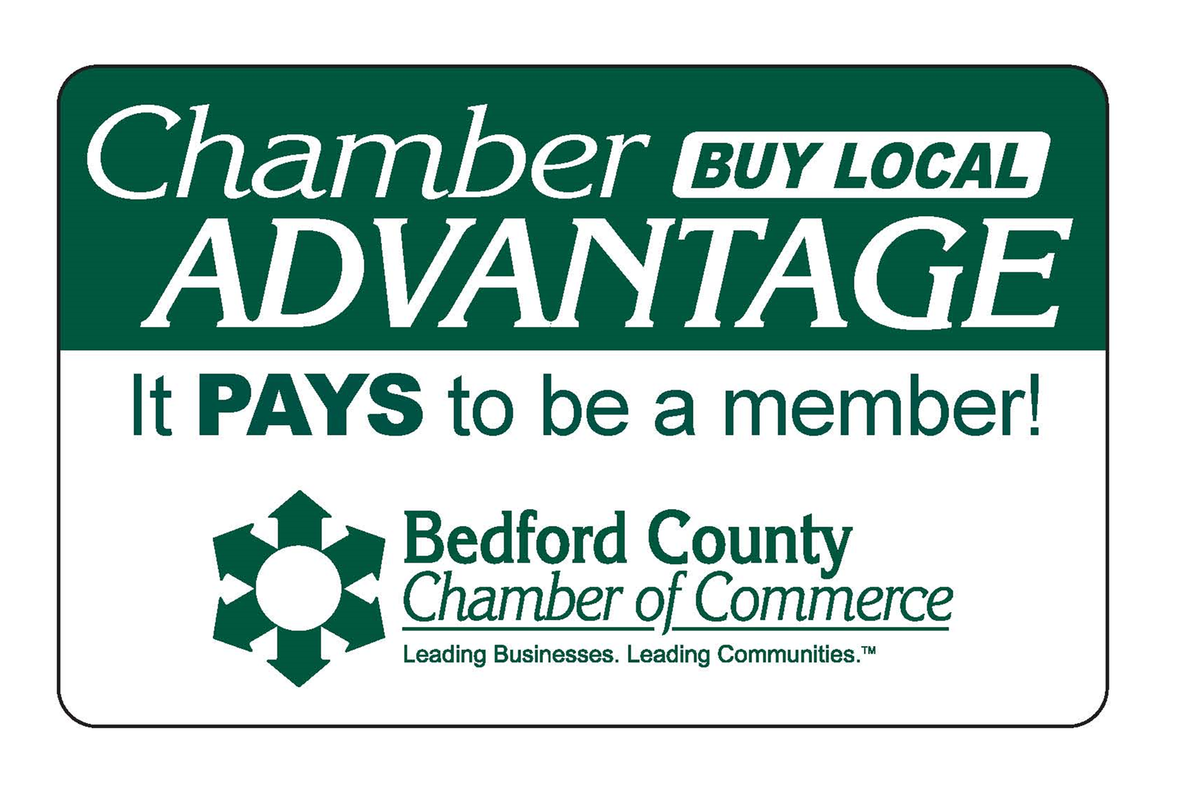 chamber advantage card
