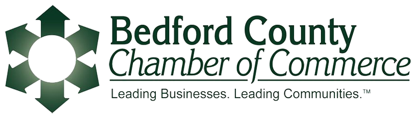 Bedford County Chamber of Commerce Retina Logo
